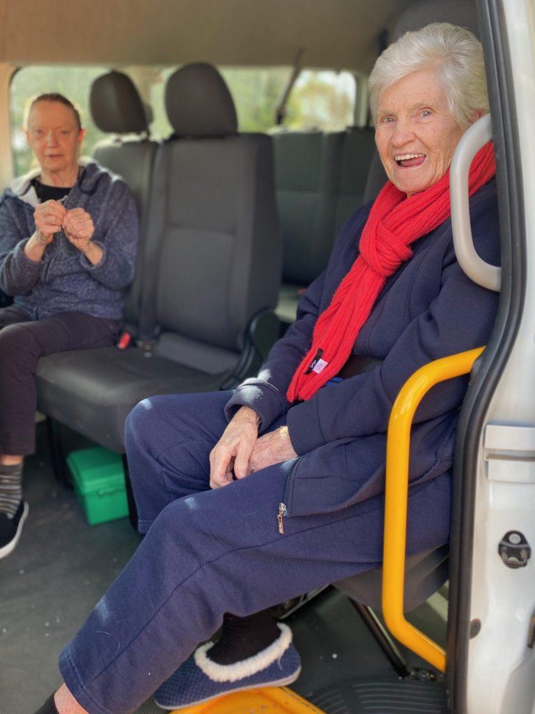 Regis Bus Outings