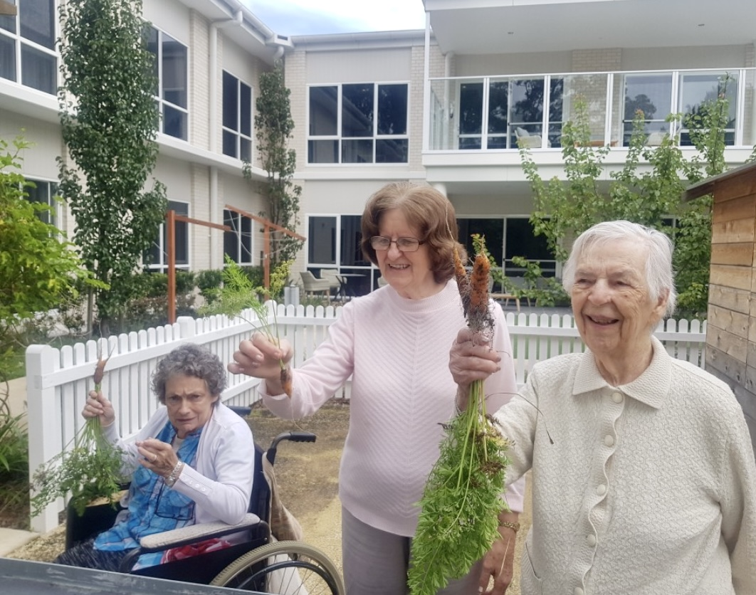 Aged care elermore vale