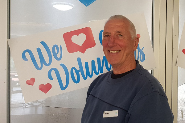 Doug Petty Volunteer Aged Care